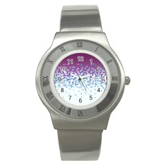 Disintegrate Carnivale Stainless Steel Watch
