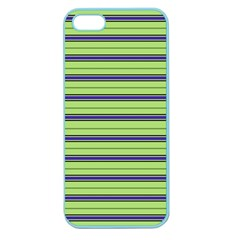 Color Line 2 Apple Seamless Iphone 5 Case (color) by jumpercat