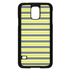 Color Line 3 Samsung Galaxy S5 Case (black)