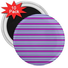 Color Line 4 3  Magnets (10 Pack)  by jumpercat