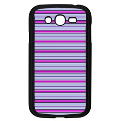 Color Line 4 Samsung Galaxy Grand Duos I9082 Case (black) by jumpercat
