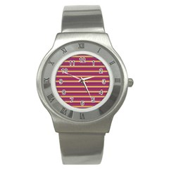 Color Line 5 Stainless Steel Watch by jumpercat