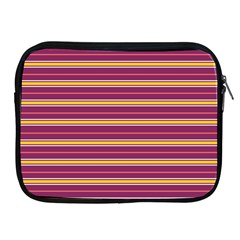 Color Line 5 Apple Ipad 2/3/4 Zipper Cases by jumpercat