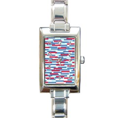 Fast Capsules 1 Rectangle Italian Charm Watch by jumpercat