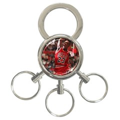 Michael Jordan 3 Ring Key Chains by LABAS