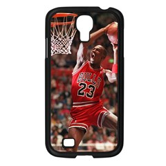 Michael Jordan Samsung Galaxy S4 I9500/ I9505 Case (black) by LABAS