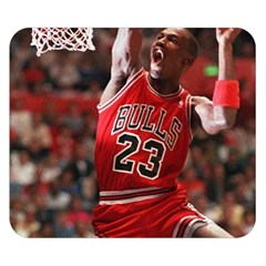 Michael Jordan Double Sided Flano Blanket (small)  by LABAS