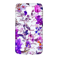 Ultra Violet,shabby Chic,flowers,floral,vintage,typography,beautiful Feminine,girly,pink,purple Galaxy S4 Active by 8fugoso