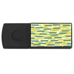 Fast Capsules 2 Rectangular Usb Flash Drive by jumpercat