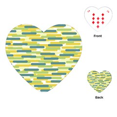 Fast Capsules 2 Playing Cards (heart)  by jumpercat