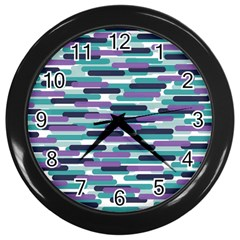 Fast Capsules 3 Wall Clocks (black) by jumpercat
