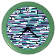Fast Capsules 3 Color Wall Clocks by jumpercat