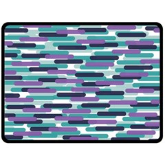 Fast Capsules 3 Fleece Blanket (large)  by jumpercat