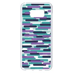 Fast Capsules 3 Samsung Galaxy S8 Plus White Seamless Case by jumpercat