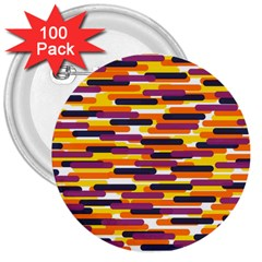 Fast Capsules 4 3  Buttons (100 Pack)  by jumpercat