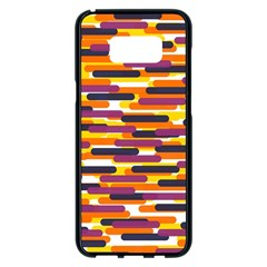 Fast Capsules 4 Samsung Galaxy S8 Plus Black Seamless Case by jumpercat