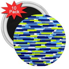 Fast Capsules 5 3  Magnets (10 Pack)  by jumpercat