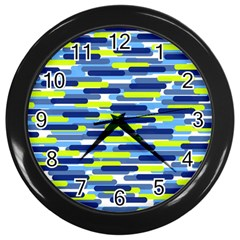 Fast Capsules 5 Wall Clocks (black) by jumpercat