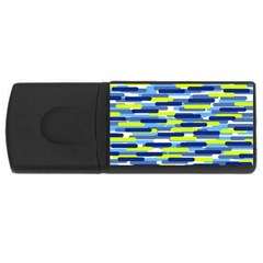 Fast Capsules 5 Rectangular Usb Flash Drive by jumpercat