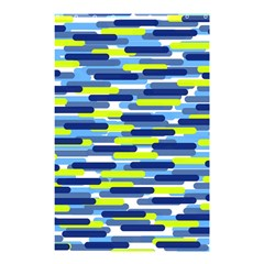 Fast Capsules 5 Shower Curtain 48  X 72  (small)  by jumpercat
