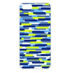 Fast Capsules 5 Apple Iphone 5 Seamless Case (white) by jumpercat