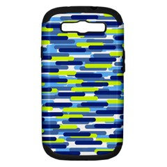Fast Capsules 5 Samsung Galaxy S Iii Hardshell Case (pc+silicone) by jumpercat