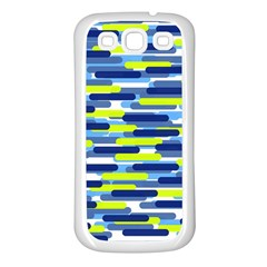 Fast Capsules 5 Samsung Galaxy S3 Back Case (white)