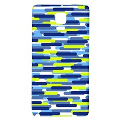 Fast Capsules 5 Galaxy Note 4 Back Case by jumpercat
