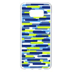 Fast Capsules 5 Samsung Galaxy S8 Plus White Seamless Case by jumpercat