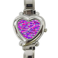 Fast Capsules 6 Heart Italian Charm Watch by jumpercat