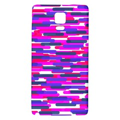 Fast Capsules 6 Galaxy Note 4 Back Case by jumpercat