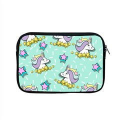 Magical Happy Unicorn And Stars Apple Macbook Pro 15  Zipper Case by allthingseveryday