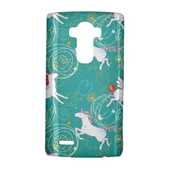 Magical Flying Unicorn Pattern Lg G4 Hardshell Case by allthingseveryday