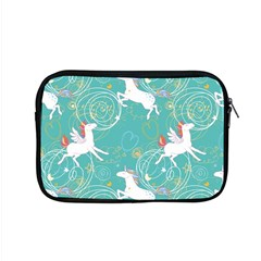 Magical Flying Unicorn Pattern Apple Macbook Pro 15  Zipper Case by allthingseveryday