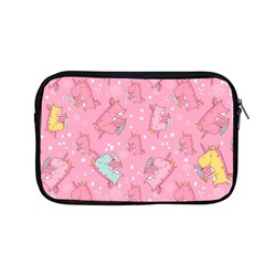 Unicorns Eating Ice Cream Pattern Apple Macbook Pro 13  Zipper Case by allthingseveryday
