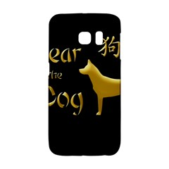 Year Of The Dog   Chinese New Year Galaxy S6 Edge by Valentinaart
