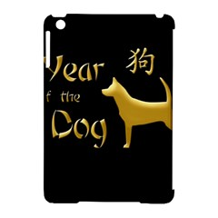 Year Of The Dog   Chinese New Year Apple Ipad Mini Hardshell Case (compatible With Smart Cover)