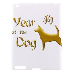 Year Of The Dog   Chinese New Year Apple Ipad 3/4 Hardshell Case by Valentinaart
