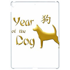 Year Of The Dog   Chinese New Year Apple Ipad Pro 12 9   Hardshell Case by Valentinaart