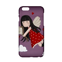 Cupid Girl Apple Iphone 6/6s Hardshell Case by Valentinaart