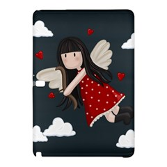 Cupid Girl Samsung Galaxy Tab Pro 12 2 Hardshell Case by Valentinaart