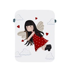 Cupid Girl Apple Ipad 2/3/4 Protective Soft Cases by Valentinaart