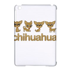 Chihuahua Apple Ipad Mini Hardshell Case (compatible With Smart Cover)