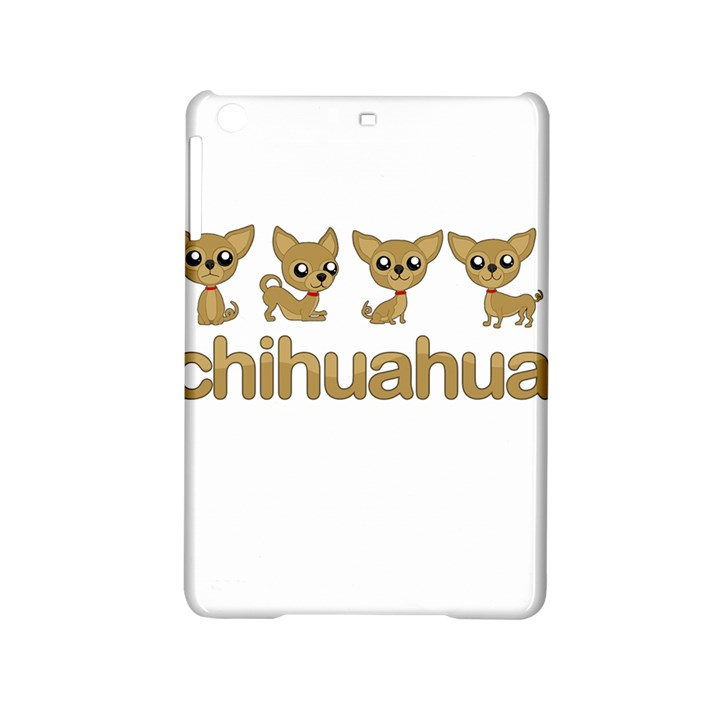 Chihuahua iPad Mini 2 Hardshell Cases