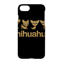 Chihuahua Apple Iphone 8 Hardshell Case by Valentinaart