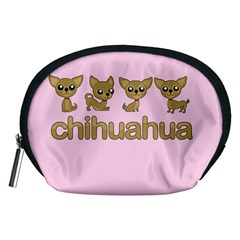Chihuahua Accessory Pouches (medium)  by Valentinaart