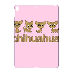 Chihuahua Apple Ipad Pro 10 5   Hardshell Case by Valentinaart