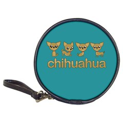 Chihuahua Classic 20 Cd Wallets by Valentinaart