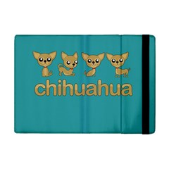 Chihuahua Ipad Mini 2 Flip Cases by Valentinaart