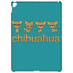 Chihuahua Apple Ipad Pro 12 9   Hardshell Case by Valentinaart